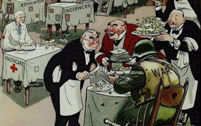 Cartoon from the 1930s that could have been drawn today